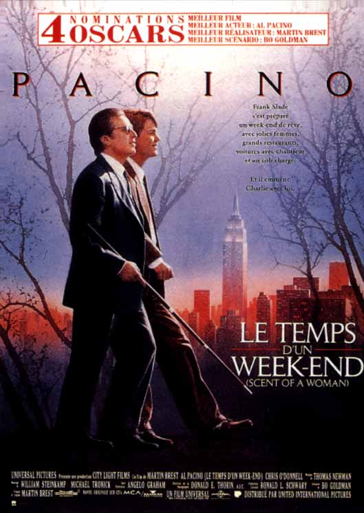 Le Temps d'un week-end affiche